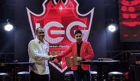 Konferensi pers kompetisi Indonesia eSports Game 2018 yang diadakan PKPI. Liputan6.com/Jeko Iqbal Reza