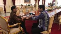 Jokowi dan Ara Sirait (Istimewa)