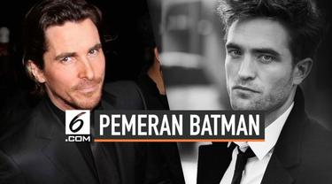 Mantan pemeran Batman, Christian Bale berkomentar soal terpilihnya Robert Pattinson menjadi pemeran bruce Wayne berikutnya. Bahkan memuji akting Pattinson.