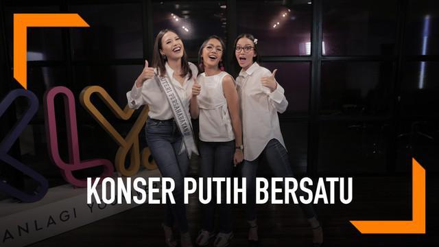 Ratusan artis akan menggelar pertunjukkan musik dukungan untuk Jokowi-Ma'ruf bertajuk Konser Putih Bersatu.