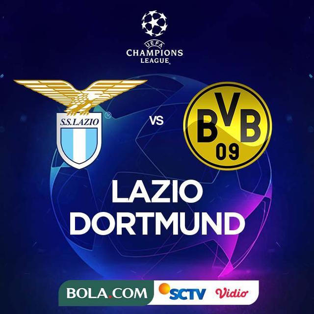 Prediksi Liga Champions Lazio Vs Borussia Dortmund Memulai Perjalanan Dengan Hasil Positif Dunia Bola Com