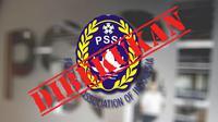 Ilustrasi PSSI dibekukan