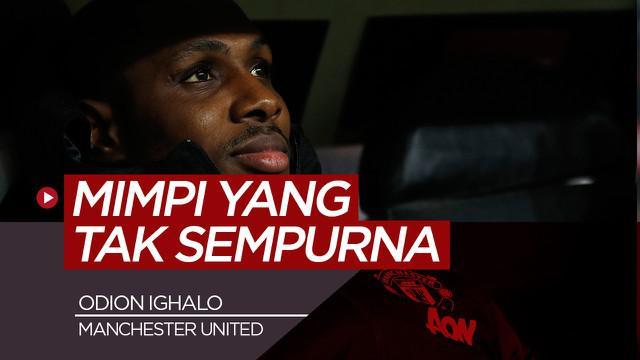 Berita video Odion Ighalo tinggalkan Manchester United dan tulis pesan menyentuh hati.