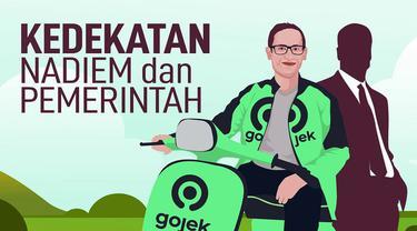 CEO dan Founder Go-jek Indonesia, Nadiem Makarim menjadi calon menteri Kabinet Kerja Jilid II.