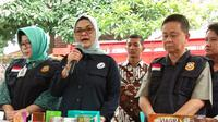Badan Pengawas Obat dan Makanan (BPOM) kembali melakukan Operasi Tangkap Tangan (OTT) pelanggaran tindak pidana penjualan obat ilegal yang dilakukan secara daring. (Foto: Liputan6.com/Giovani Dio Prasasti)