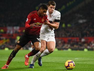 Rekor Kemenangan Terhenti, Manchester United Gagal Tempel Arsenal
