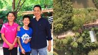 (Foto: Kwong Wah) Agar putranya sembuh, seorang ayah asal Jiangsu Tiongkok nekat beli pulau terpencil seharga Rp 2,2 miliar.
