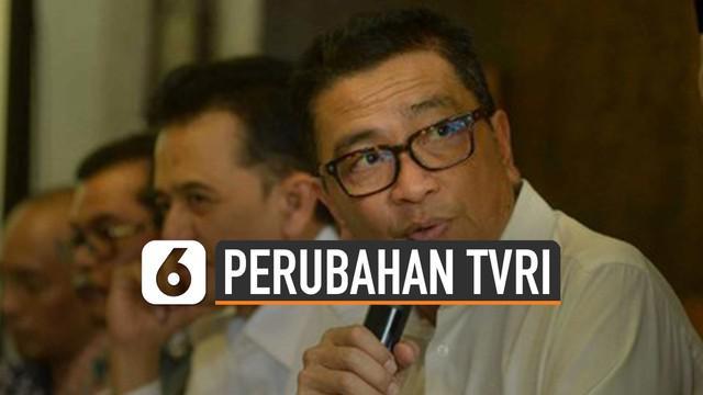 Helmy Yahya dipecat sebagai Dirut oleh Dewas TVRI. Sebelumnya ia menjabat Dirut pada 2017.