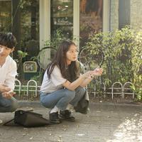 Shin Min Ah dan Lee Je Hoon syuting drama Tomorrow with You. Foto: Kpophearld