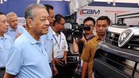 Mahathir Mohamad (Foto: Paultan)