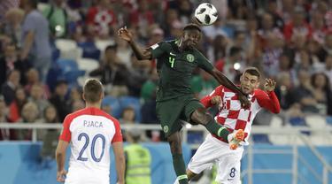 Kroasia, Nigeria, Piala Dunia 2018, Pesta Bola 2018