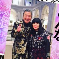 Dengan segudang karyanya, Kansai Yamamoto menjadi desainer senior asal Jepang yang hadirkan karya ikonis di industri fashion dunia. (Foto: Instagram)