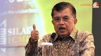 Jusuf Kalla. (Liputan6.com/Abdul Aziz Prastowo)