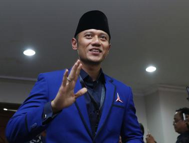 Dari AHY hingga Titiek Soeharto Dampingi Prabowo-Sandiaga ke KPU