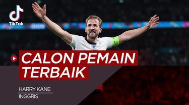 Berita video Tiktok Bola.com tentang kandidat pemain terbaik di Final Euro 2020 pertandingan antara Italia melawan Inggris.