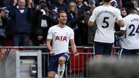 Tottenham Vs Soton (ADRIAN DENNIS / AFP)