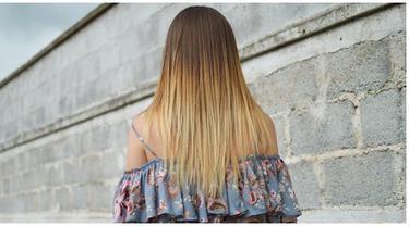 Begini Cara Yang Benar Untuk Merawat Bleaching Rambut