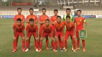 China akan menghadapi Timnas Indonesia U-16 dalam perebutan status juara Grup G demi meraih tiket lolos langsung ke Piala AFC u-16 2020. (dok. CFA)