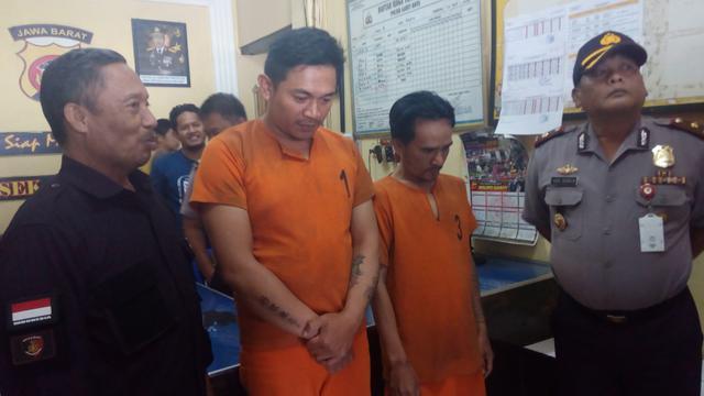 Ys Dan Ir Dua Polisi Gadungan Di Garut Akhirnya Diringkus Petugas