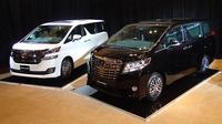 PT Toyota Astra Motor (TAM) tetap melepas All New Alphard dan Vellfire dengan harga mulai dari Rp 830 juta.