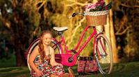 Gadis usia 18 ini berhasil menaklukkan hambatan di dunia fesyen meski menyandang Down syndrome.