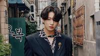 Jungkook BTS di Season's Greetings 2021. (dok. Facebook/bangtan.official)