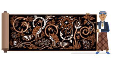 Google Doodle Rayakan Ulang Tahun ke-90 Go Tik Swan