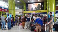Stasiun Gambir. (Merdeka.com)