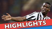 Video highlights Serie A antara AC Milan melawan Juventus yang berakhir dengan skor 1-2, Minggu (10/4/2016) dini hari WIB.
