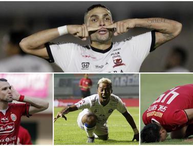 Selebrasi Gol Unik Liga 1 Indonesia
