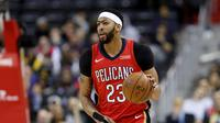 Anthony Davis ingin gabung Boston Celtics (Rob Carr / GETTY IMAGES NORTH AMERICA / AFP)