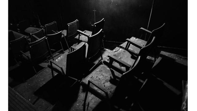 Viral Bioskop Tua Lama Digunakan Nobar Film Horor (PTJ) Ft Joko Anwar