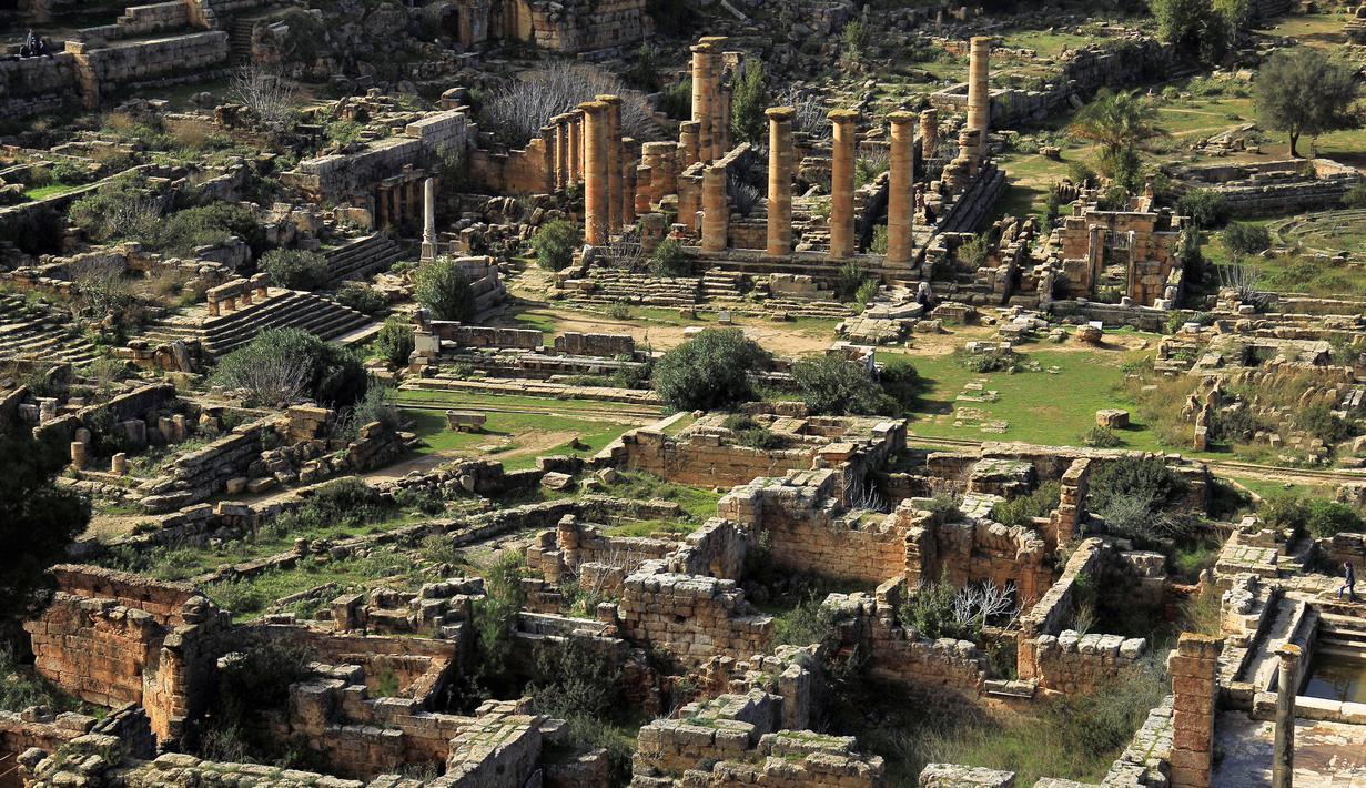 Hasil gambar untuk kota yunani kuno
