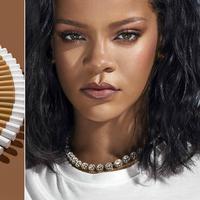 Lewat merek makeup Fenty Beauty, Rihanna merilis foundation terbaru yang diformulasi khusus untuk kulit kering. (Foto: Fenty Beauty)