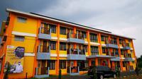 Rusun Universitas Siliwangi Jadi Tempat Karantina Perawat di Tasikmalaya. (Dok. Kementerian PUPR)