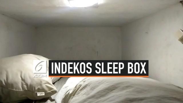 Wakil Wali Kota Jakarta Pusat, Irwandi, akan menyegel rumah kos bermodel sleep box yang berlokasi di Jalan Rawa Selatan V, No 14, RT 18, RW 4, Kampung Rawa, Johar Baru, Jakarta Pusat.