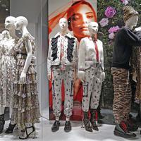 Baru hari pertama resmi dijual, koleksi Giambattista Valli x H&M sudah habis terjual (Foto: H&M Indonesia)