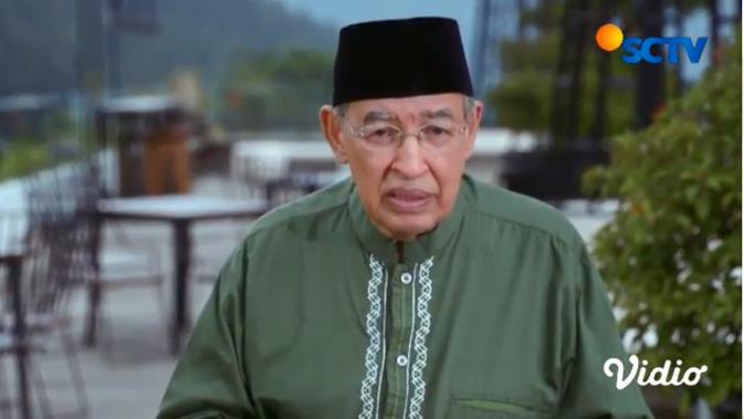 Quraish Shihab: Hadapilah Perlakuan Buruk Dngn Kebaikan, Niscaya Musuh Bakal Luluh