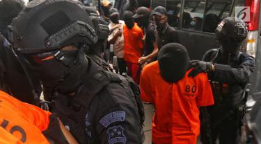 Polisi Tangkap Terduga Teroris