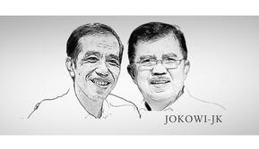 Ilustrasi Jokowi-JK (Liputan6.com/Johan Fatzry)