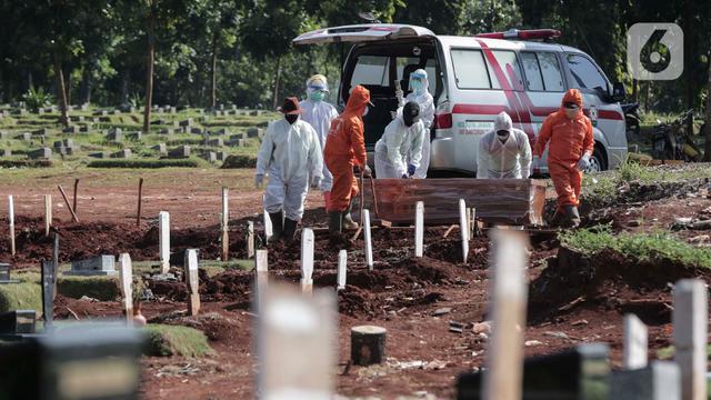 Headline Tingkat Kematian Covid 19 Di Indonesia Lampaui Global Solusinya News Liputan6 Com