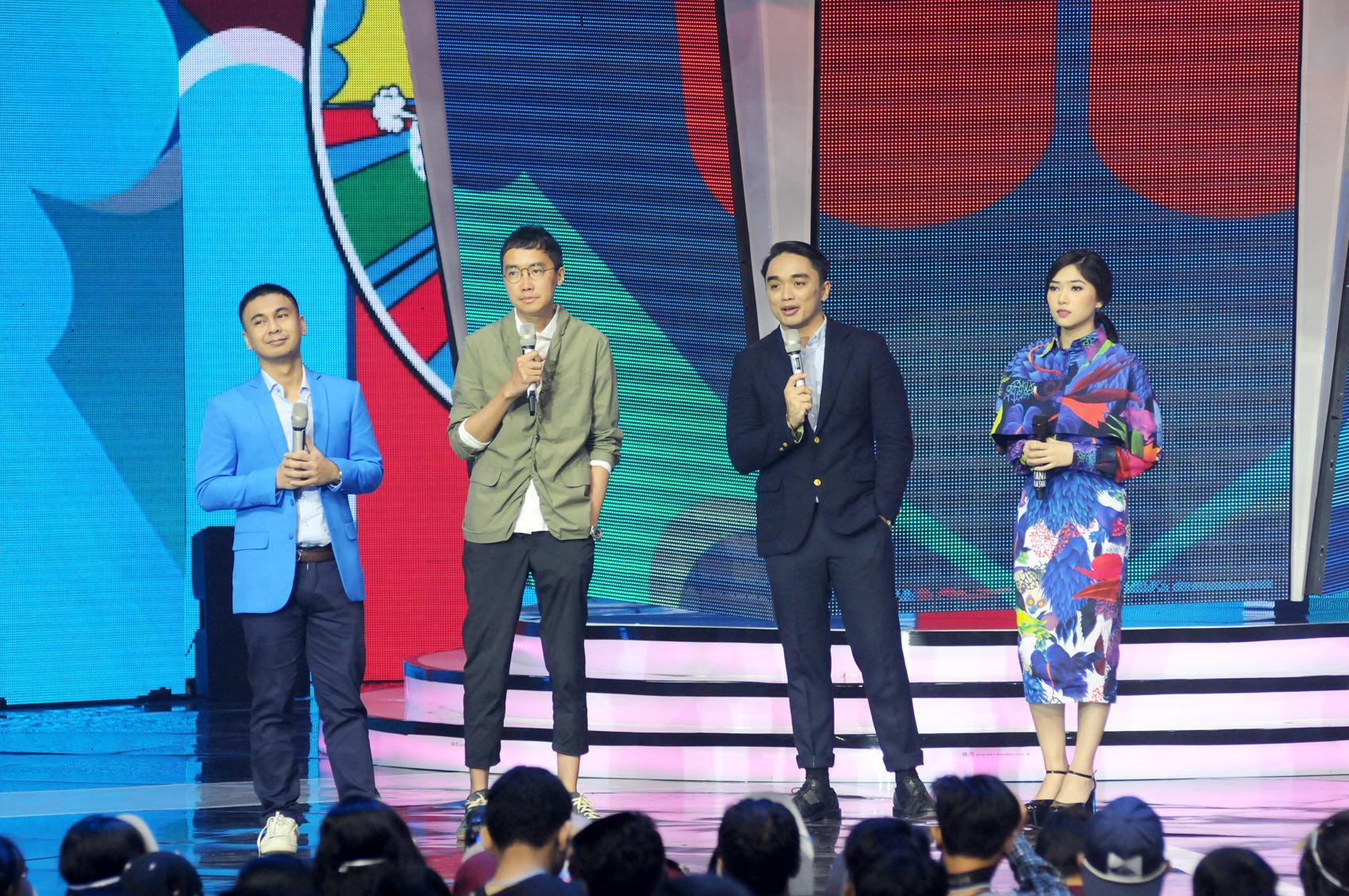 Cornetto Pop Awards (Daniel Kampua/Bintang.com)