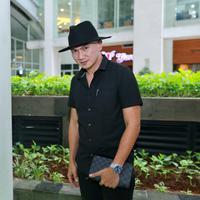 Untuk kali pertama Erdian Aji Prihartanto alias Anji mengisi soundtrack untuk film. Anji menggarap film Jelita Sejuba untuk pertama kalinya. (Adrian Putra/Bintang.com)