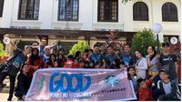 Starbucks Indonesia gelar kunjungan ke museum di 12 kota di Hari Museum Indonesia 2019. (dok.Instagram @starbucksindonesia/https://www.instagram.com/p/B3hI15LH6nq/Henry)