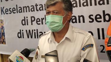 Ketua Sub Komite Insvestigasi  Kecelakaan Perkeretaapian KNKT, Suprapto