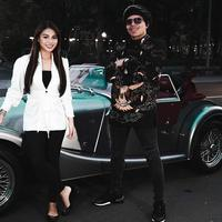 Atta Halilintar dan Aurel Hermansyah (Instagram/aurelie.hermansyah)