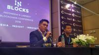 Founder & CEO Tokocrypto, Pang Xue Kai. (Wilfridus Setu Embu/Merdeka.com)