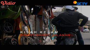 Jalur Lintas Sumatera merupakan lokasi empuk bagi para pelaku begal dalam menggasak motor calon korbannya.