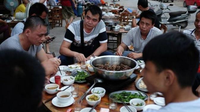Cegah Virus Corona, Kota Shenzhen di Tiongkok akan Larang Konsumsi Anjing dan Kucing