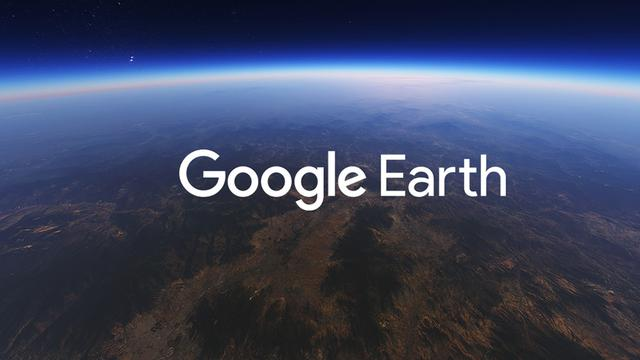 Ilustrasi Google Earth